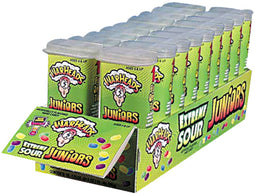 Warheads Extreme Sour Juniors Candy Dispensers 1.75oz 18ct