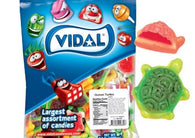 Vidal Gummi Filled Turtles 2.2lb-online-candy-store-10937
