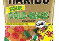 Haribo Sour Gold Bears 5oz 12ct
