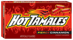 Hot Tamales Candy Theater Box 5oz 12ct