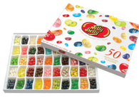 Jelly Belly 50 Flavor Gold Classic Gift Box 21oz 5ct