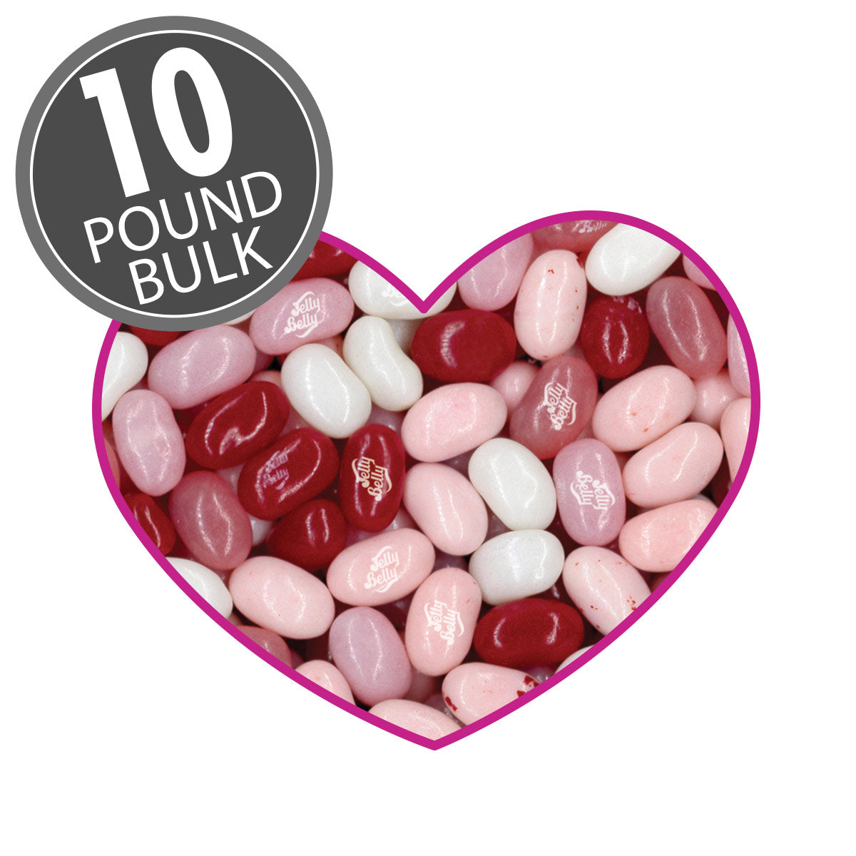 Jelly Belly Jelly Beans Valentine Mix 10lb