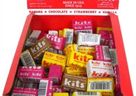 Kits Taffy Assorted Flavors 100ct