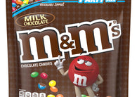 M&M's Plain 38oz Resealable Bag