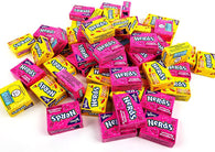 Wonka Nerds Fun Size Mini Boxes 18.75lb