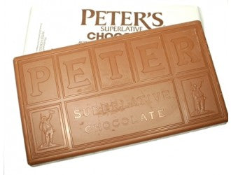 Peters Ultra Milk Chocolate 125 Viscosity 50lb-online-candy-store-50566C