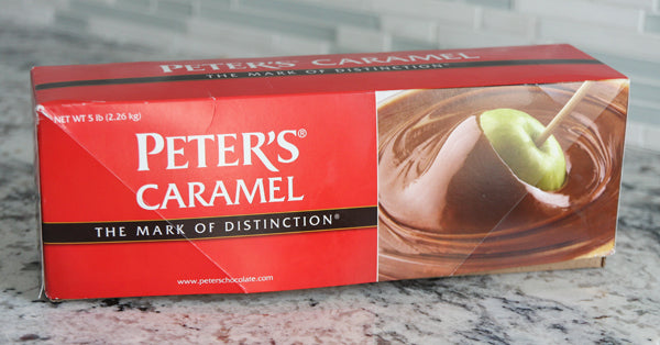 Peters Caramel Loaf 5lb-online-candy-store-50539
