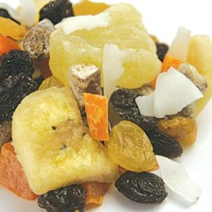 Polynesian Fruit Snack Mix 25lb