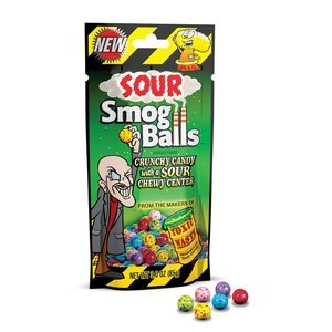 Toxic Waste Sour Smog Balls 12ct-online-candy-store-7431