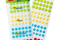 Sour Mega Candy Buttons 24ct