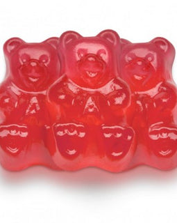 Albanese Strawberry Gummy Bears 5lb