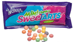 Wonka SweeTart Mini Chewy 1.8oz 24ct
