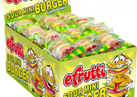 efrutti Sour Gummy Burgers 60ct-online-candy-store-52501