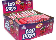 Dorval Strawberry Top Pops 48ct