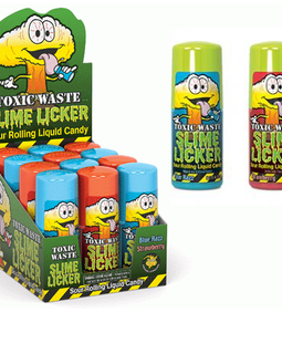 Toxic Waste Slime Lickers Sour Rolling Liquid Candy12ct-online-candy-store-7434
