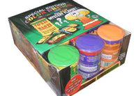 Toxic Waste Special Edition Color Drums Assorted Super Sour Candy 1.7 Oz 12ct