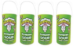 Warheads Mega Paint Cans 12ct