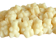 Albanese White Strawberry Banana Gummi Bears 5lb-online-candy-store-50180
