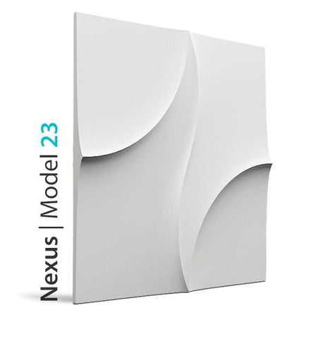 3D Wall Panel - NEXUS, [shop-name]