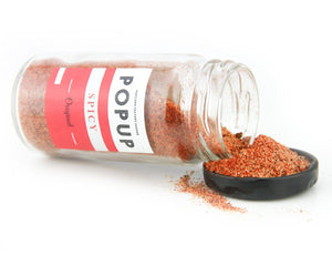 Library of popcorn spices - Popup