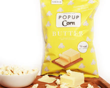 Load image into Gallery viewer, Ready2shelf box - 14 bags PopUp Corn Butter - Popup