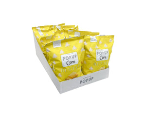 Ready2shelf box - 14 bags PopUp Corn Butter - Popup