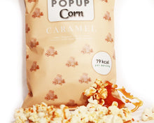 Load image into Gallery viewer, Ready2shelf box - 16 bags PopUp Corn Caramelle - Popup
