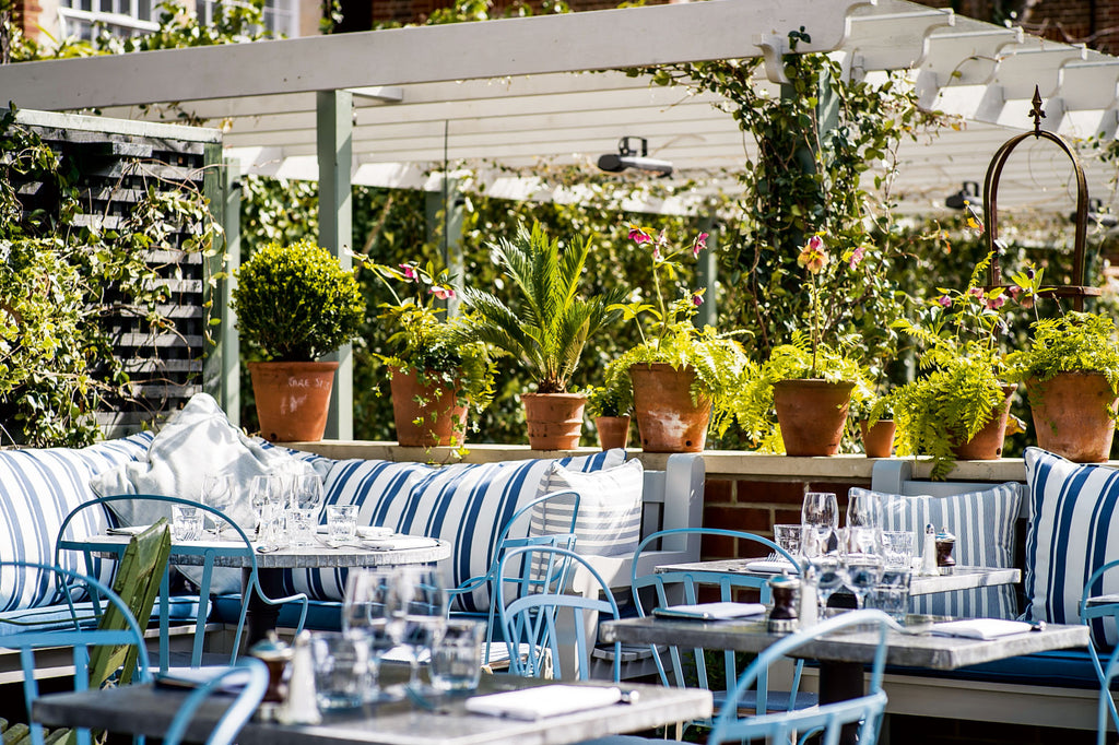 West London restaurants to ease into Spring