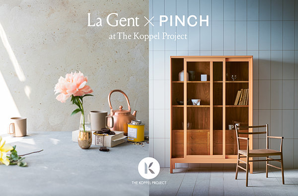 La Gent x Pinch  at The Koppel Project