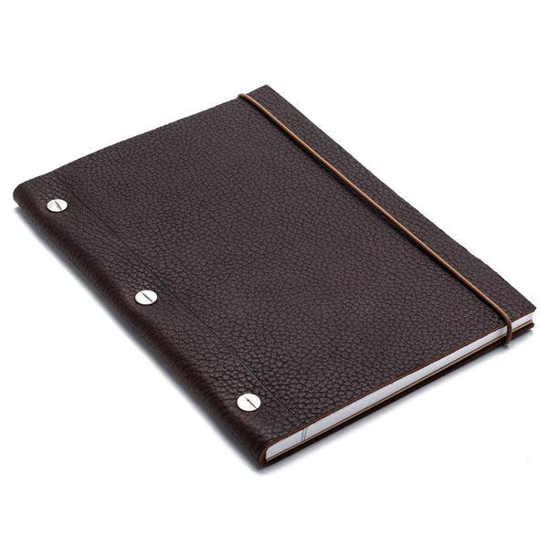 Leather Notebook Cohiba Medium