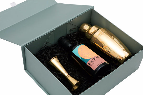 Cocktail Connoisseur Gift Set