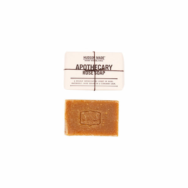 APOTHECARY ROSE SOAP