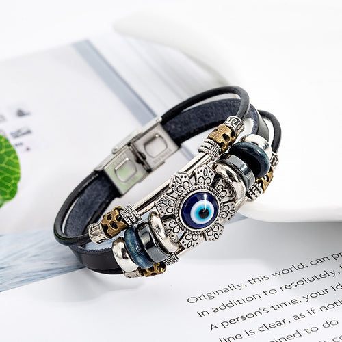 Blue Evil Eye Turkish Bracelet™