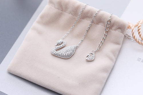 Swan Crystal Necklace™