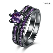 Load image into Gallery viewer, Lovers Purple Ring™
