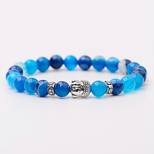 Vintage Prayer Shining Stone Beads Bracelet™