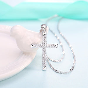 Classic Christian Jesus Cross Pendant Necklaces™