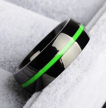 Load image into Gallery viewer, Thin Line Stainless Steel Ring™ (FREE ITEM)