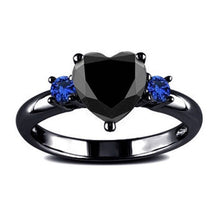 Load image into Gallery viewer, Charm Heart Finger Ring