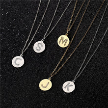 Load image into Gallery viewer, Elegant Personalized Initial Necklace™