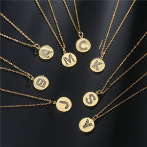 Elegant Personalized Initial Necklace™
