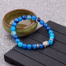 Load image into Gallery viewer, Vintage Prayer Shining Stone Beads Bracelet™
