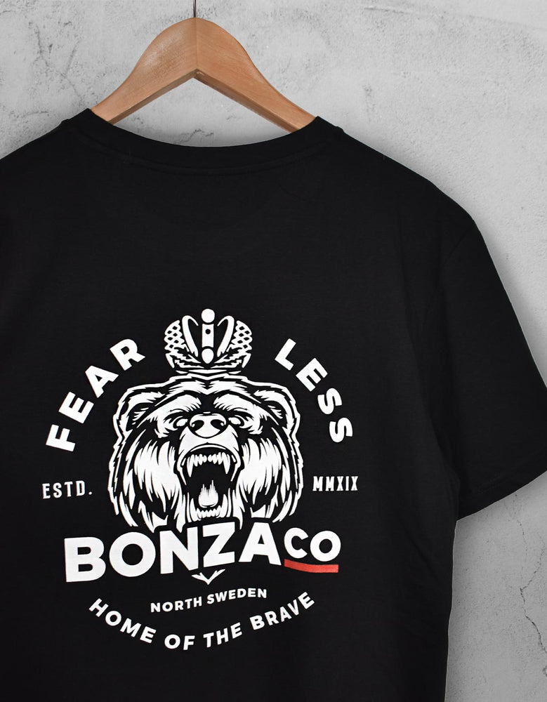 Fear Less T-shirt - unisex