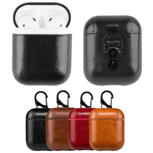 Luxury Bag Leather For AirPods