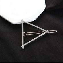 Load image into Gallery viewer, Top quality Gold Silver Color Metal Hairpin