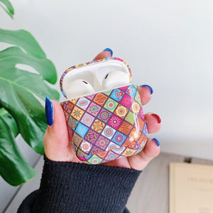 Marble Earphone Case For Airpods