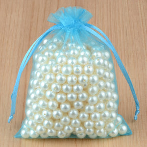 Wedding Gift Organza bag Jewelry Packaging Display & Jewelry Pouches