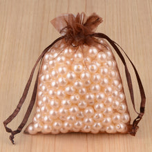 Load image into Gallery viewer, Wedding Gift Organza bag Jewelry Packaging Display & Jewelry Pouches