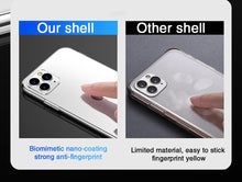 Load image into Gallery viewer, Ultra Thin Clear Silicone Phone Case For iPhone