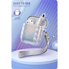 Load image into Gallery viewer, i-blason Gems Series Case Cover With Wrist Strap Designed For Airpods